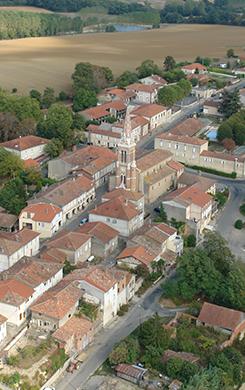 Mairie de Monferran-Savès