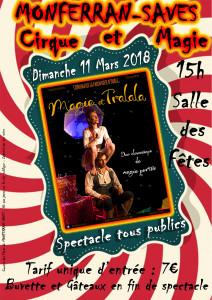 Cirque et Magie A4 JPEG